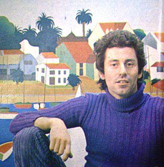 Nicolás García Uriburu - Nicolás García Uriburu (1971).