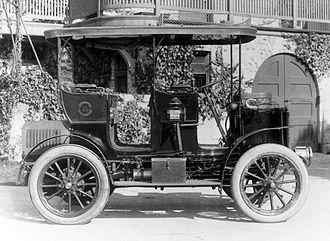 Gardner-Serpollet - 1903 Gardner-Serpollet now at Larz Anderson Auto Museum