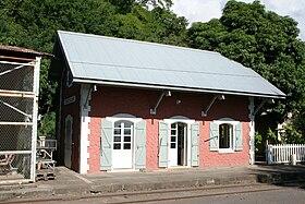 Quoi voir à l'île de la Réunion, la gare de la Grande Chaloupe