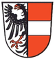 Coat of arms of Garmiša-Partenkirhene