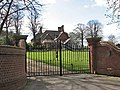 Gated entrance - geograph.org.uk - 768247.jpg