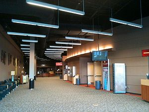 Gateway Church (Texas) - Image: Gateway NRH Lobby