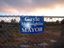 Gayle McLaughlin election poster.jpg