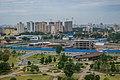 Gazprom center (Minsk, Belarus) — Газпром центр (Минск, Беларусь) — Газпрам цэнтр (Мінск, Беларусь) 19-06-2020.jpg