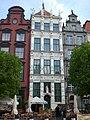 Gdańsk Główne Miasto - Długi Targ (Złota Kamienica).JPG