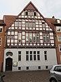 Gemeindehaus der Ev.- Luth. Neustädter Hof- und Stadtkirche St. Johannis - Hannover-Calenberger Neustadt, Rosmarinhof 3 - panoramio.jpg