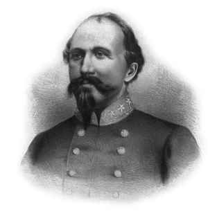 John Hunt Morgan - Image: Gen. John Morgan (cropped)