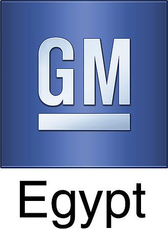 General Motors Egypt - Image: General Motors Egypt Logo