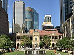 General Post Office seen from Post Office Square, Brisbane, Queensland 01.jpg