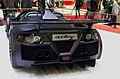 Geneva MotorShow 2013 - Gumpert Apollo S black rear.jpg