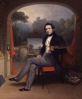 George Arnald British artist