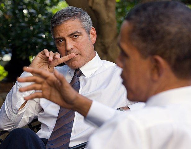 George Clooney - White House - October 2010 (cropped).jpg