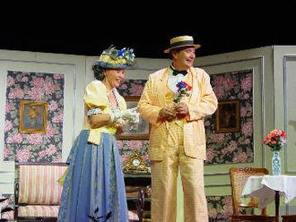 La Dame de chez Maxim (play) - A performance of the play.
