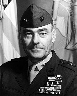 George W. Smith (USMC) American Marine Corps general