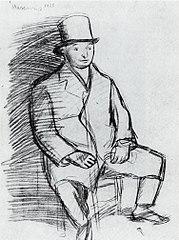 Kubistický malíř Marcoussis