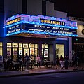Ghirardelli at the Gaslamp Quarter in San Diego at night.jpg