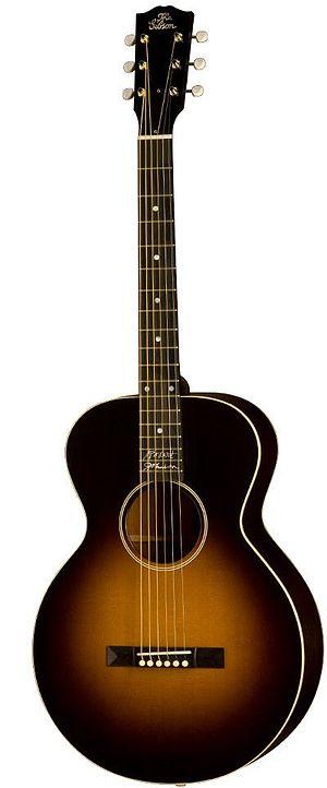 Gibson L Series - A Reissued Robert Johnson L-1 Guitar
