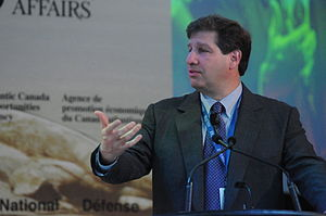 Gideon Rose - at the Halifax International Security Forum 2012