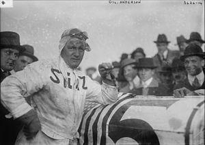 Gil Andersen - Image: Gil Andersen in 1910s