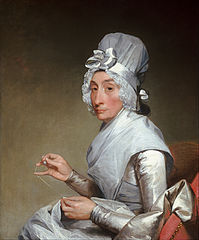 Catherine Brass Yates (Mrs. Richard Yates)