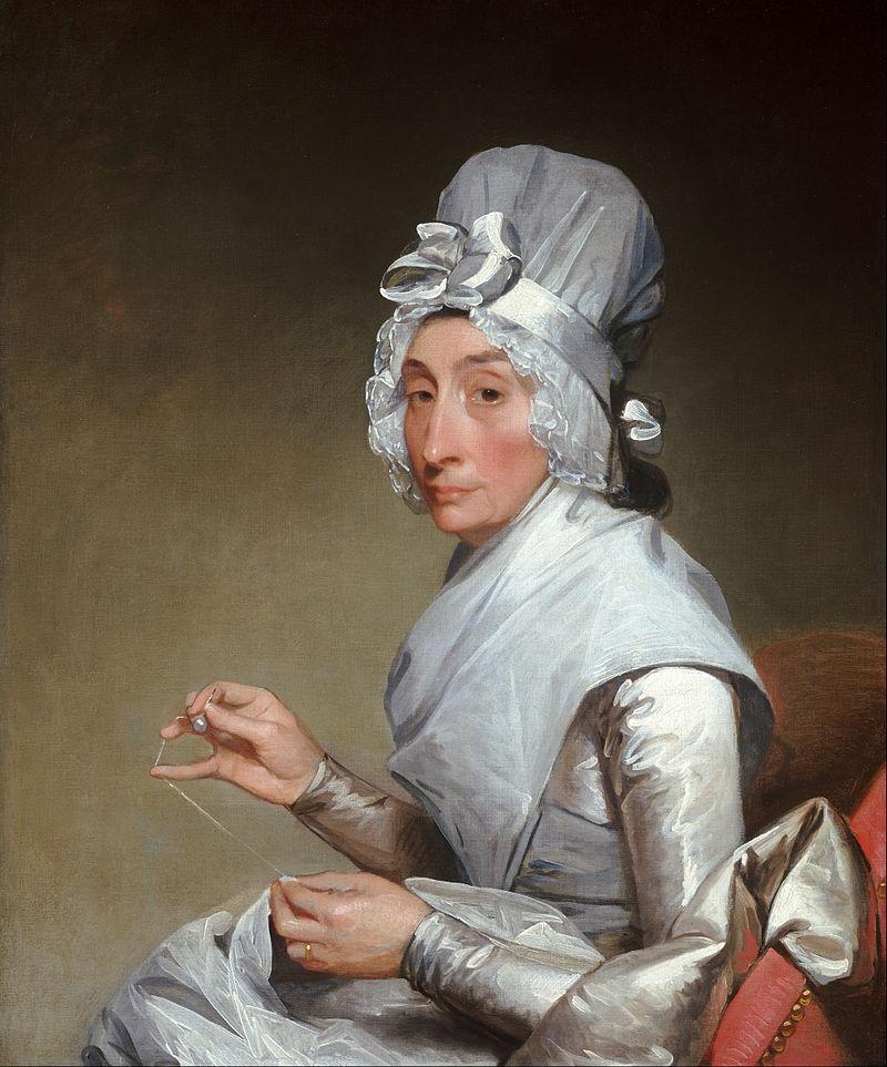 Gilbert Stuart - Catherine Brass Yates (Mrs. Richard Yates) - Google Art Project.jpg