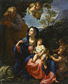 Giovanni Odazzi - The Rest on the Flight into Egypt - Walters 371122.jpg