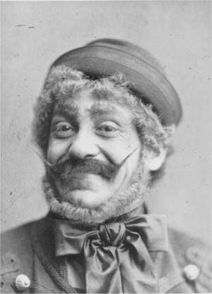 The Gypsy Baron - Alexander Girardi as Kálmán Zsupán