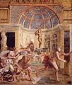 Giulio Romano - Mars Chasing Adonis from Venus's Pavilion - WGA09569.jpg