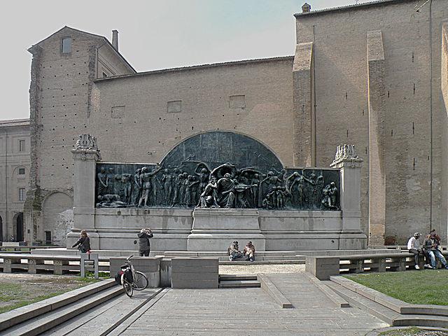 Мемориал Верди в Парме