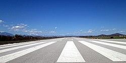 Gjakova Airfield RWY 35.JPG