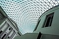 Glass and steel roof of the Great Court, British Museum, London - panoramio (8).jpg