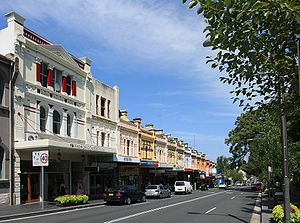 Glebe, Sydney - Glebe Point Road