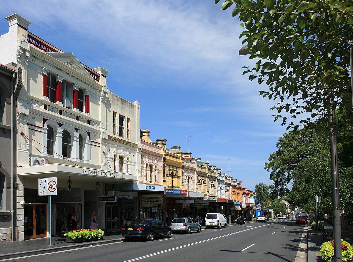Sydney australia suburbs