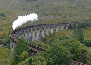 West Highland Railway - Glenfinnan viaduct