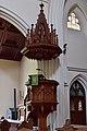 Gmunden - evangelische Auferstehungskirche - Kanzel.jpg