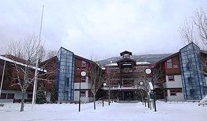 Gol, Norway - Image: Gol kommunehus IMG 1579