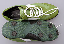 Ecco Spikeless Golf Shoes Extra Wide