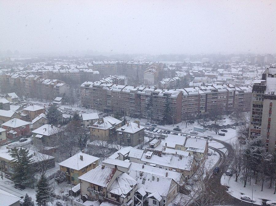 Sutjeska, Zemun
