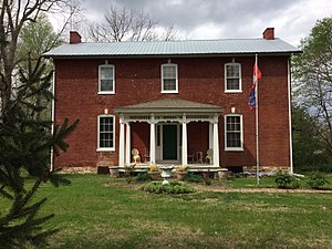 National Register of Historic Places listings in Lafayette County, Missouri