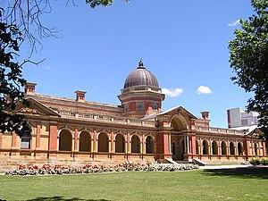 Mary Jerram - Image: Goulburn Court House