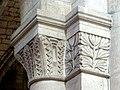 Gournay-en-Bray (76), collégiale St-Hildevert, nef, chapiteaux du 3e pilier libre du nord, côté ouest.jpg