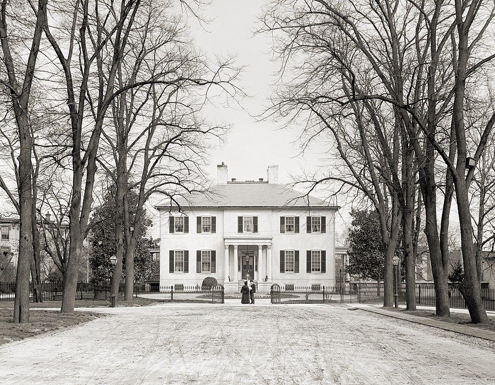 Governor mansion richmond 1905