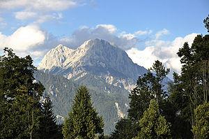 Klettersteig Buchstein : Großer buchstein u2013 wikipedia
