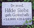 Grabstein Dr. med. Hilde Siebs (1893-1982).jpg