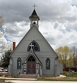 Grace Episcopal Church Buena Vista Colorado Wikipedia