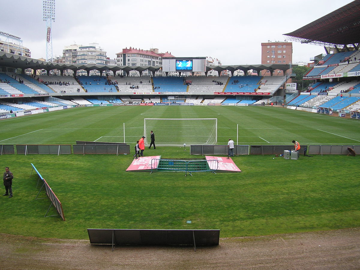 Estadio Municipal de Balaidos