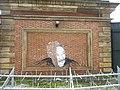 Graffiti, Charing Cross Bridge, London - geograph.org.uk - 1286088.jpg
