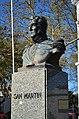 Gral. José de San Martín (busto)...jpg
