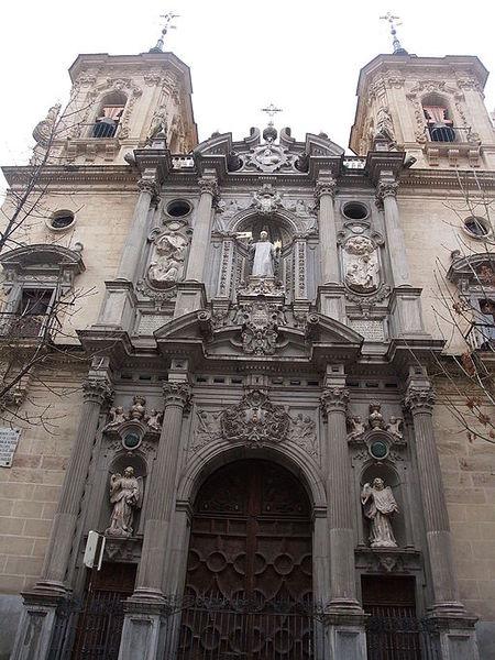 File:Granada-Basílica de San Juan de Dios-1-Fachada.JPG
