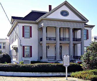 Graniteville, South Carolina - Old Graniteville Mill headquarters